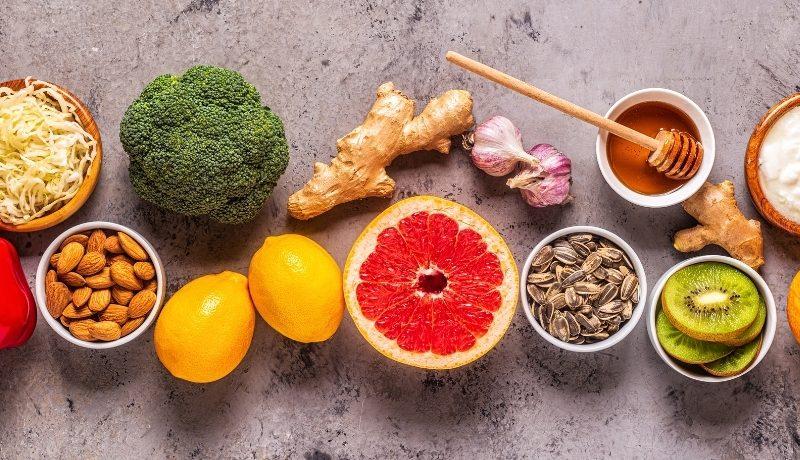 immunity boosting superfoods | HRI Herbal Medicine